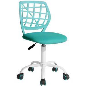 CHAISE DE BUREAU Homy Casa Chaise de bureau Chaise pour l'ordinateu