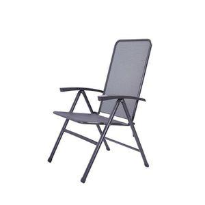 fauteuil de jardin pliante de salon accoudoirs Chaise jardin dsChrQt