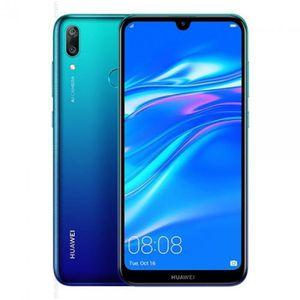Top achat Téléphone portable Smartphone Huawei Y7 (2019) - 32 Go - Aurora Blue - Dualsim 6,26 pas cher