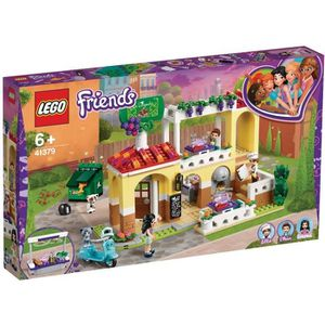 ASSEMBLAGE CONSTRUCTION LEGO® Friends 41379 Le restaurant de Heartlake Cit