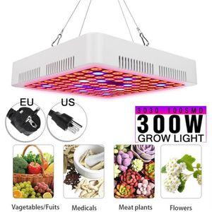 Eclairage horticole NEUFU 300W 100LED Lampe de Croissance Plant Full S