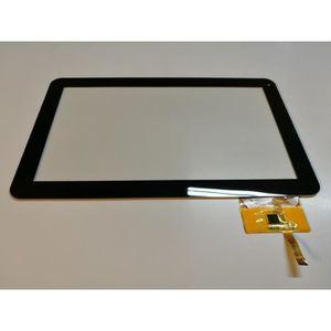TABLETTE TACTILE noir: ecran tactile touchscreen digitizer MPMAN MP