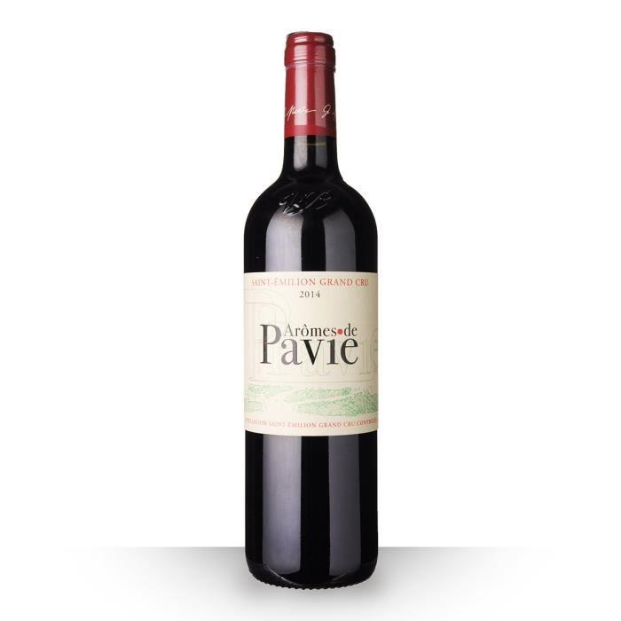 Aromes de Pavie 2014 Rouge 75cl AOC Saint-Emilion Grand Cru - Vin Rouge