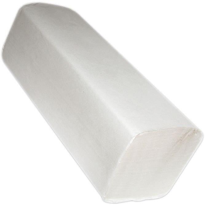 Essuie main Blanc 2plis z 100 feuilles 730100