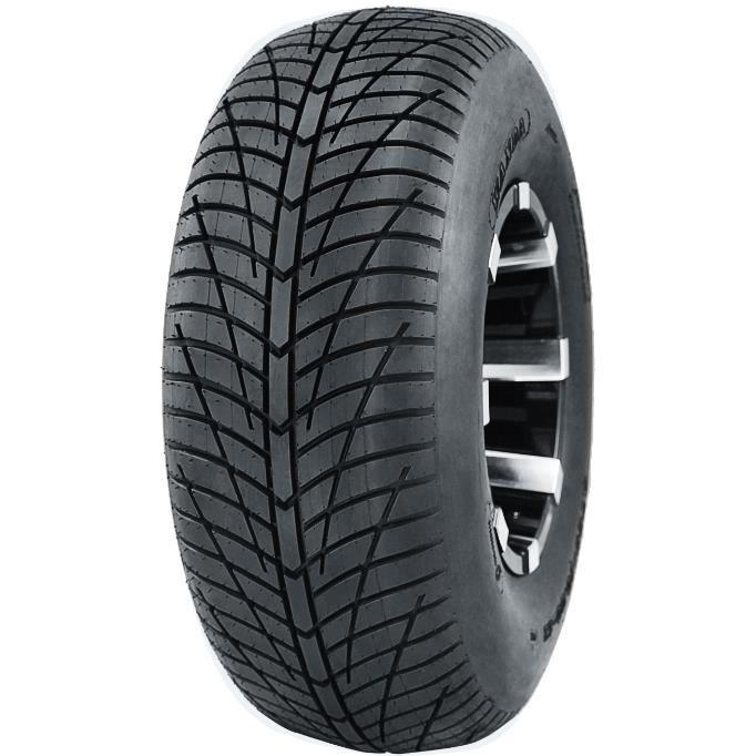 25x10.00-12 pneus quad VTT pneu usage routier à grande vitesse de la tondeuse poussette 25x10-12 1 nouveau