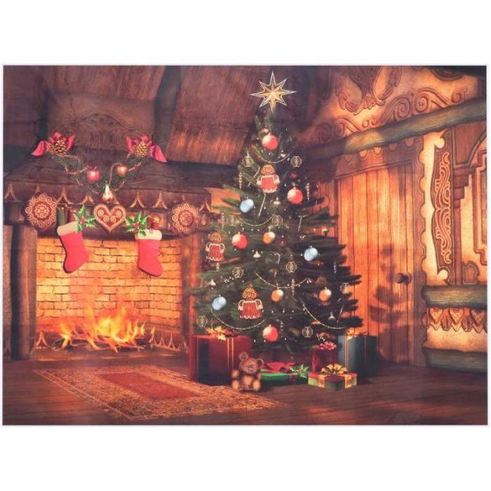 Toile de fond de Noël de de photographie de de pour Studio Photo FOND DE STUDIO