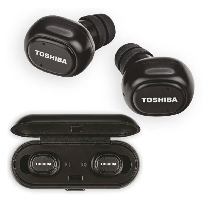 Ecouteurs True Wireless Toshiba RZE-BT800E