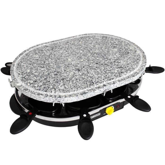 Zanussi - Appareil à raclette multifonctions RC32-BL