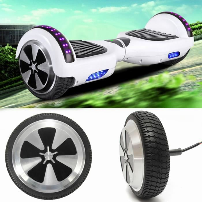 roue moteur pour 6 5 39 39 smart equilibrage electrique monocycle scooter hoverboard achat vente. Black Bedroom Furniture Sets. Home Design Ideas