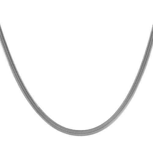 collier homme 40 cm