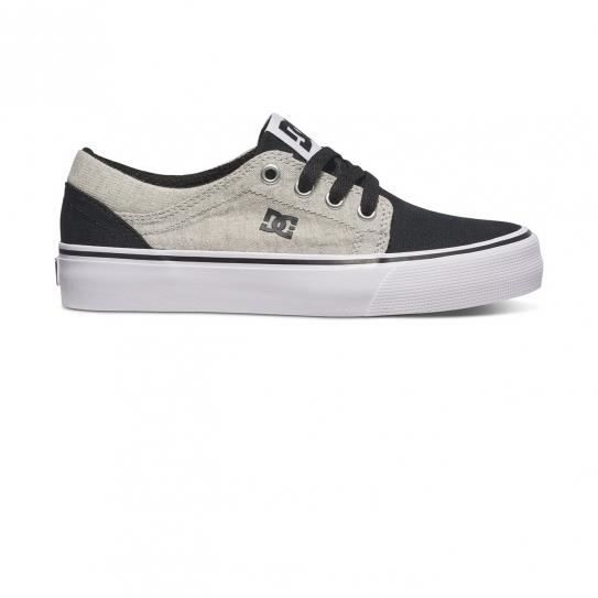 Chaussures Trase Tx Se Black/White/Black Jr - DC Shoes z6RvbPM