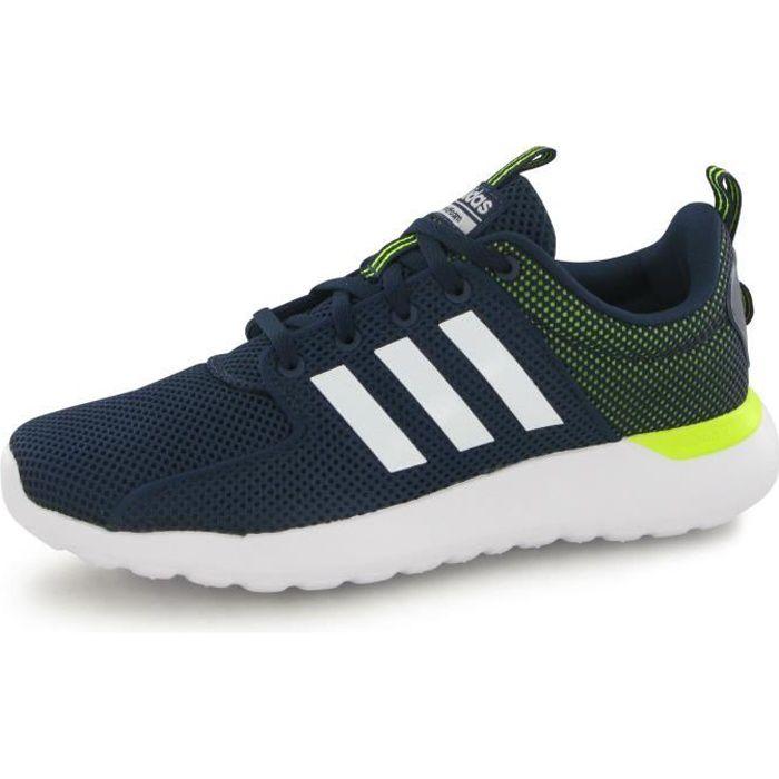 Adidas Neo Cloudfoam Lite Racer bleu, baskets mode