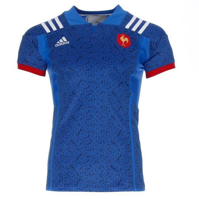 tee shirt femme adidas bleu