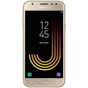 SMARTPHONE Samsung Galaxy J3 2017 Or