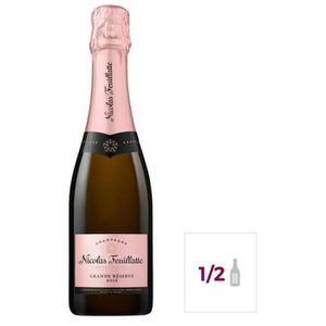 CHAMPAGNE Champagne Nicolas Feuillatte Grande Réserve Rosé 3