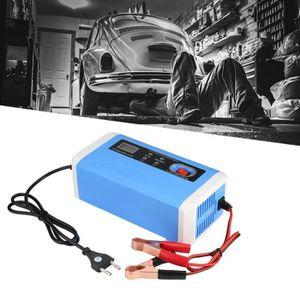 CHARGEUR DE BATTERIE Chargeur de batterie 12V 24V complètement automati