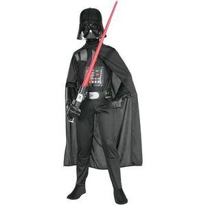STAR WARS Rubies 32413 D/éguisement de Dark Vador Noir