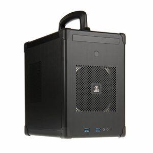 BOITIER PC  Lian Li PC-TU100 (noir) - Boîtier mini-tour en …