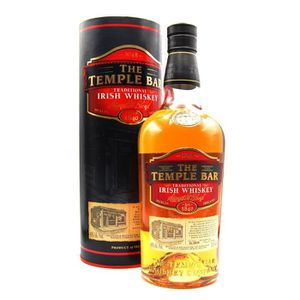 WHISKY BOURBON SCOTCH Whiskey The Temple Bar Signature Blend