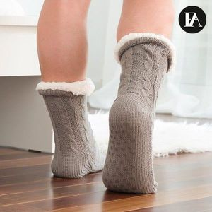 i-Smalls Chaussons-Chausettes Design Tricoté Fa... 7TGpk