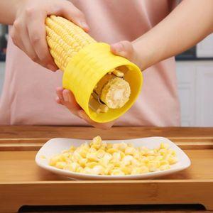 TRANCHEUSE Trancheuse éplucheurs de maïs séparateur de niblet