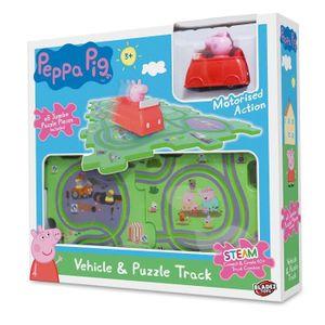 Peppa Pig Mini Buggy-Peppa sur un hélicoptère pousse véhicule