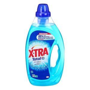 LESSIVE XTRA Lessive Total - 1,25 L - 25 lavages (Lot de 3