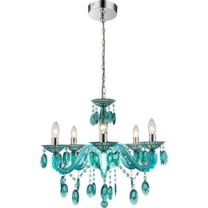 suspension luminaire turquoise achat vente suspension luminaire turquoise pas cher cdiscount. Black Bedroom Furniture Sets. Home Design Ideas