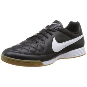 CHAUSSURES DE FOOTBALL Nike Mens Tiempo Genio cuir Icindoor Football Chau