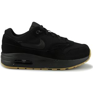 BASKET Baskets Nike Air Max 1 Enfant Noir.