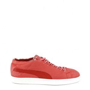 BASKET Puma Rouge  Chaussures Sneakers Nouveau