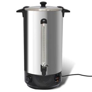 BOUILLOIRE ÉLECTRIQUE Bouilloire électrique avec robinet 25L - Inox - la