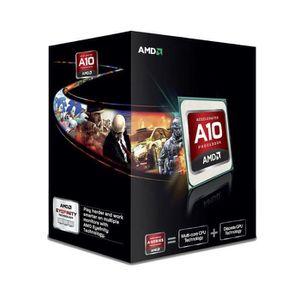 PROCESSEUR AMD A10 5800K Black Edition 3.8GHz