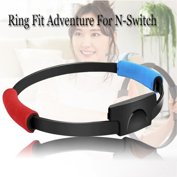 Ring Fit Adventure For N-Switch Bundle Body Sense Game Fitness Ring NOUVEAU 2019