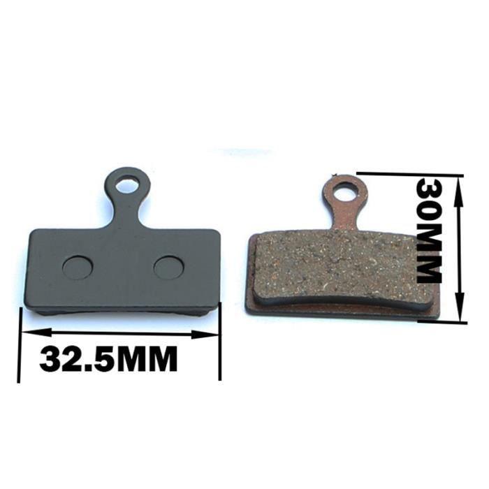 Pièce Détachée,1 paire-2 pièces vtt VTT plaquettes de frein pour Shimano M445 355 395 pièces de vélo cyclisme résine - Type SKU2