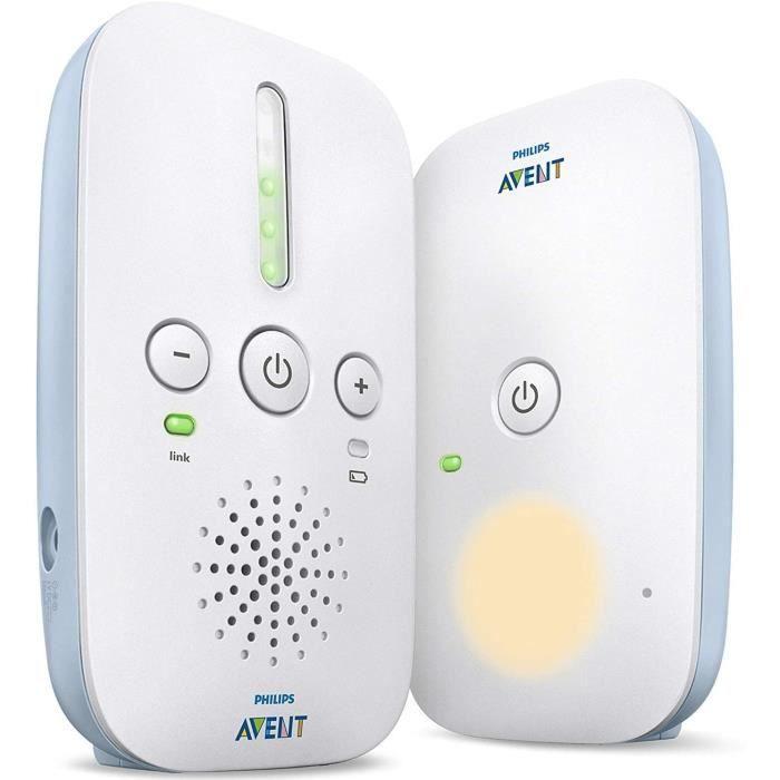 Philips Avent SCD503/26 Babyphone DECT - Mode Smart ECO, très longue portée