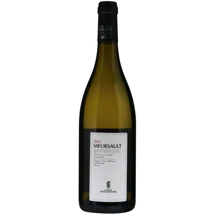 René Monnier 2018 Meursault - Vin blanc de Bourgogne