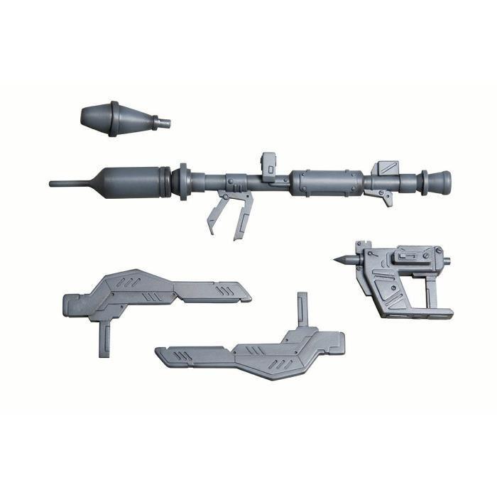 MSG Support de la modélisation marchandises Arme Unité MW 12 Panzerfaust-Tonfa (modèle en plastique à l'échelle NON)