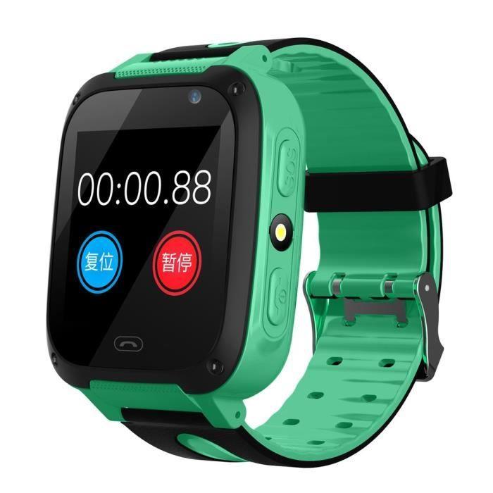 G36M-S4 Enfants Montre Smart Watch 1.44 Pouce Écran Tactile SOS D'urgence D'alarme Caméra Anti-Perdu Montre Pour la Sécurité des Enf
