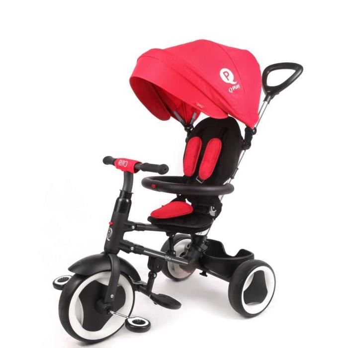 QPLAY - Tricycle Rito Rouge