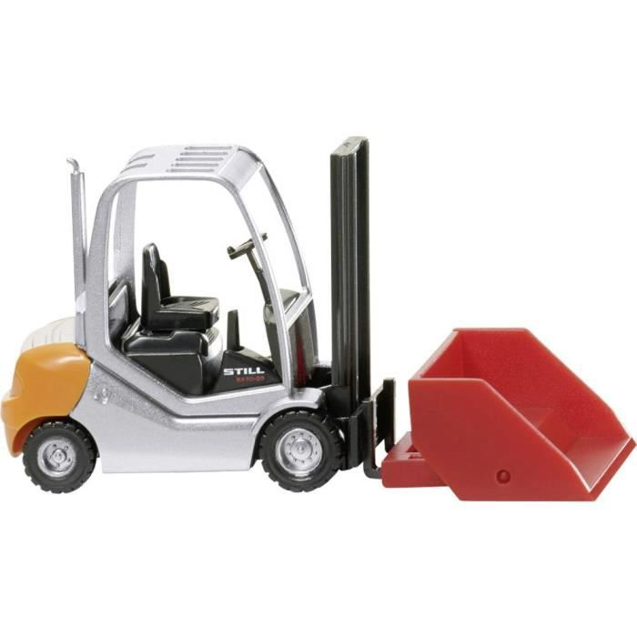 VEHICULE MINIATURE ASSEMBLE - ENGIN TERRESTRE MINIATURE ASSEMBLE - Still H0 Wiking 066338 1 pc(s)
