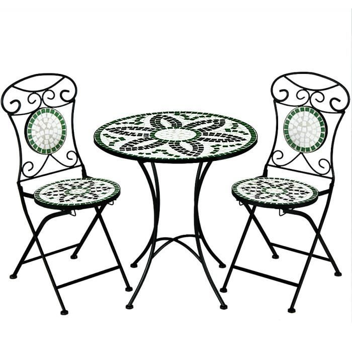 Best achat table de jardin mosaique contemporary design - Table de jardin mosaique ...