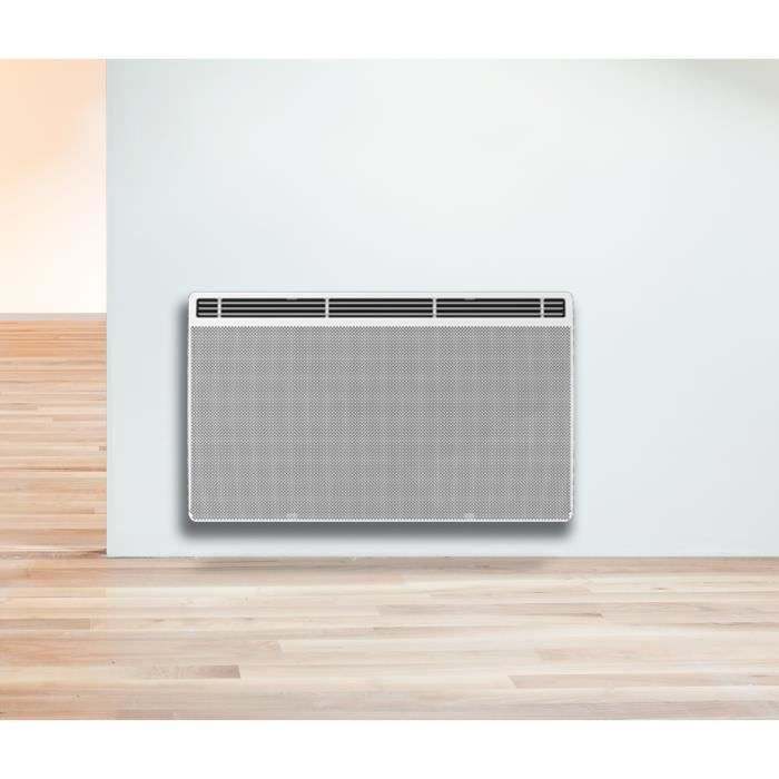 carrera panneau rayonnant sas blanc 1000w achat vente radiateur panneau panneau rayonnant. Black Bedroom Furniture Sets. Home Design Ideas