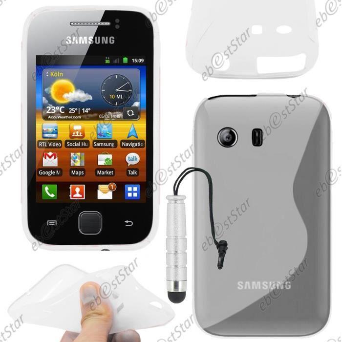ebestStar ® pour Samsung Galaxy Y S5360 - Coque S