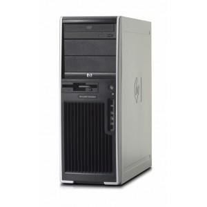 hp workstation xw4400 ordinateur tour workstation pc. Black Bedroom Furniture Sets. Home Design Ideas