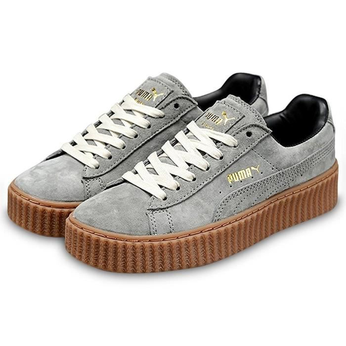 Puma Creepers Grise Poil