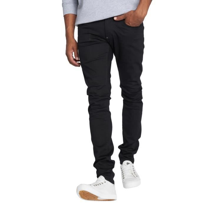 G Jean Skinny Jeans Vente Achat Noir Homme Star Revend rznFtrf