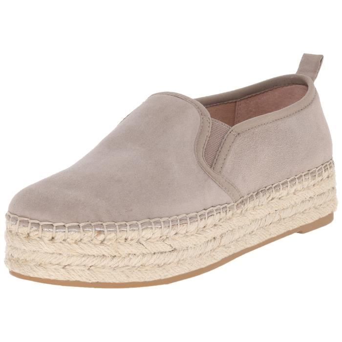 on Espadrille Sam forme Carrin Taille Slip Sneaker 38 Si1dy Plate Edelman rqqYgI