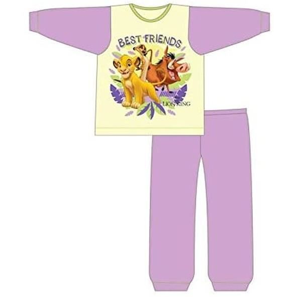 Official Licensed filles Disney le roi lion Long Pyjamas Pyjama Âge 4-10 Ans