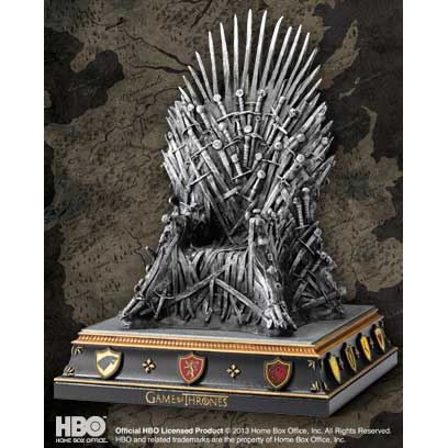 Game Of Thrones Serre Livres Trone De Fer